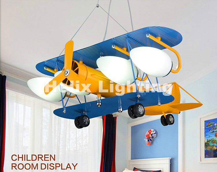 New Arrival LED Children Lamp Children Pendant Lamp Free Shipping Modern Fashion Pendant Light Plane Design Kids Room Lighting free shipping new arrival 35pcs pack 2m pcs led aluminum profile for led strips with milky or transparent cover and accessories