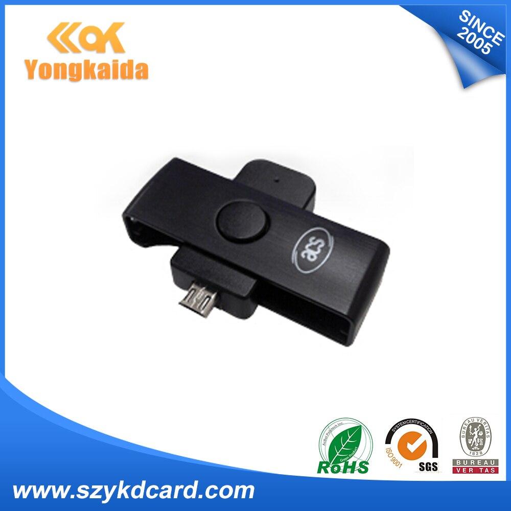 USB ACR38U Programmable Mini Contact Smart Card ReaderUSB ACR38U Programmable Mini Contact Smart Card Reader