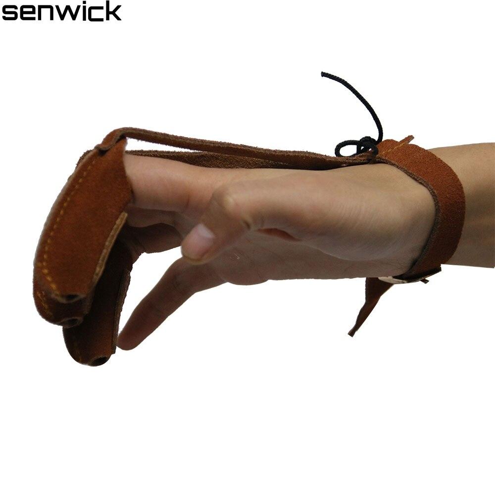 3 projeto dedo proteger luva couro 04