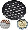 700g Aluminum elmennica mold Dumpling tool Pelmeni Pelmennitsa Ravioli maker 37 holes Dumplings mold Kitchen Tool Pelmennica CE
