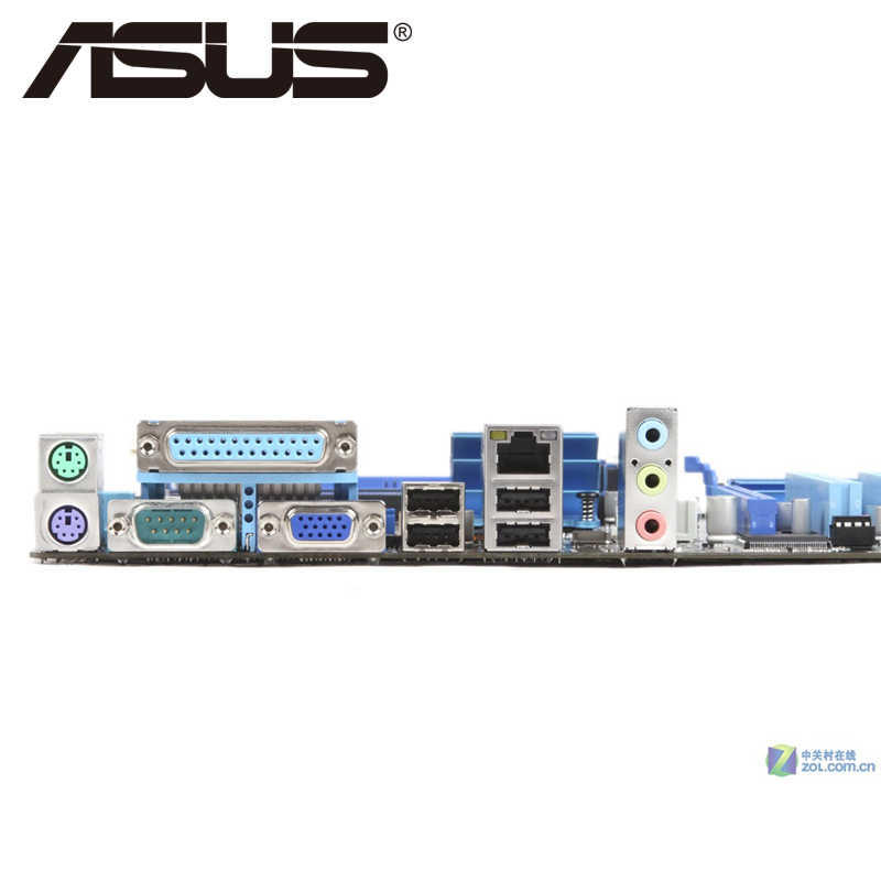 Asus P5G41C-M LX Desktop Motherboard G41 Sockel LGA 775 Q8200 Q8300 DDR2/3 8G u ATX UEFI BIOS original Verwendet Mainboard Auf Verkauf