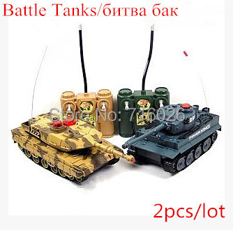 2015 New Rc Tank World Of Tanks Toy Remote Control Electric Spy Army Juguetes 1/16 Battle Tank Toys For Children Baby 2Pcs/Lot