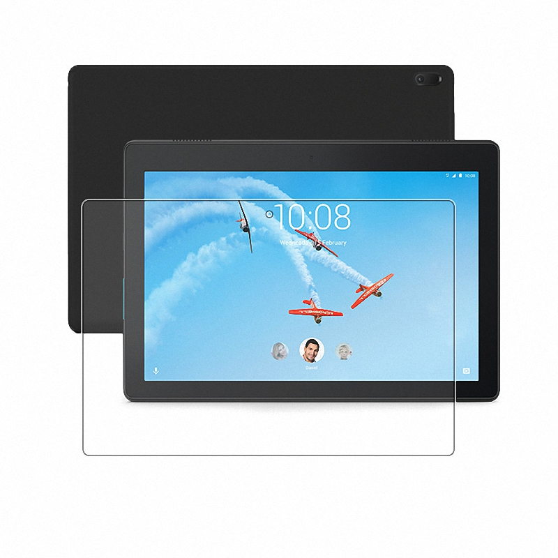 Film CASE Screen-Protector Tempered-Glass Lenovo Tab TB-X104F E10 E8 For M10 E7 P10 Tb-X605f/tb-X605l-Glass