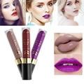 Brand MakeUp Matte Super Lipstick Sexy  Liquid Rouge a kyli cosmetics Vampired Lipstick Matte lip gloss batom Lipstick