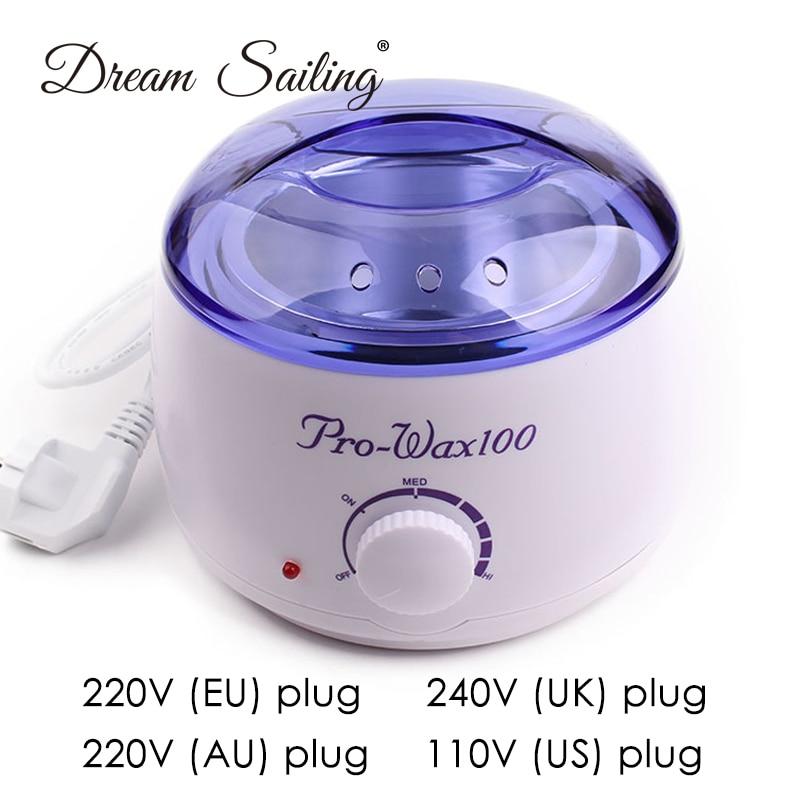 Pro-Wax100 Wax Heater Mini Machine SPA Hand Depilatory Feet Paraffin Wax Rechargeable Machine Body Depilatory Hair Removal Tool