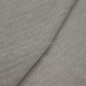 Stretch Knit Fabric/Emf Bamboo Silver Fabric/Fabric T-shirt Bamboo Used For Bamboo Blanket