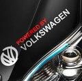 Sobrancelha lâmpada do carro adesivo refletivo styling acessórios auto para volkswagen vw jetta magotan cc golf polo lavida passat b4 b6