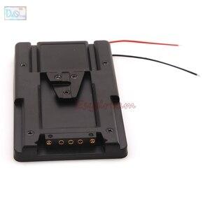 Image 3 - Vロックvマウントバッテリーアダプタープレートコンバータ用ソニーhdv dslrリグ電源供給