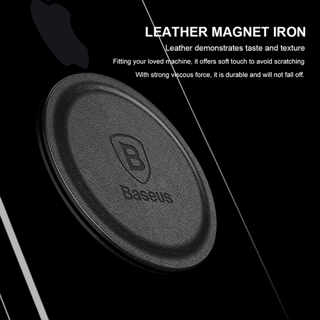 Magnetic Disk For Car Phone Holder Air Vent