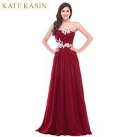 Charming Grace Karin Summer Winter Floor Length Women Chiffon Evening Dress Long Formal Prom Party Gown