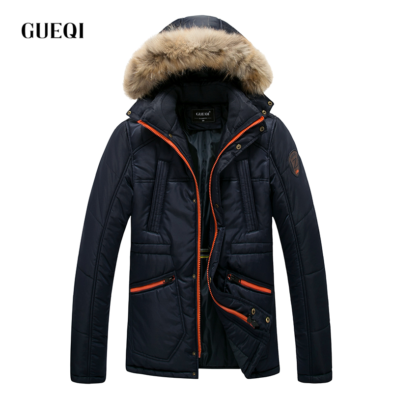 Подробнее о GUEQI 2017 Men New Winter Jacket Brand Clothing Warm Casual Solid Men's Popular Hooded Parkas For Male Jackets Outwear Coats 720 gueqi 2017 men winter jacket brand clothing warm fashion casual solid men s popular parkas for male jackets outwear coats 6867