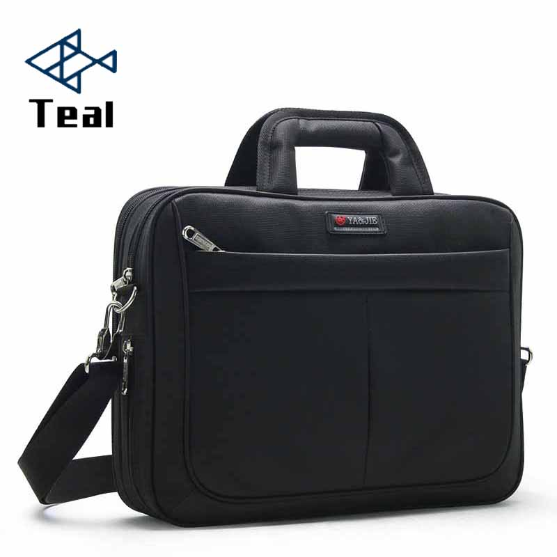2019 Briefcase Men Laptop Oxford Big And Small Handbags Men's Bag Large Capacity Waterproof Notebook Bag High Quality