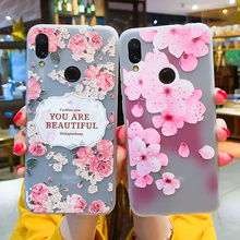 Flower Phone Cases For Redmi Note 7 Case Redmi Note 6 5 Pro Redmi 4X S2 6 Pro Cover Forested Soft TPU Capas For Redmi 7 4A 5A redmi 4a 16gb gray page 6