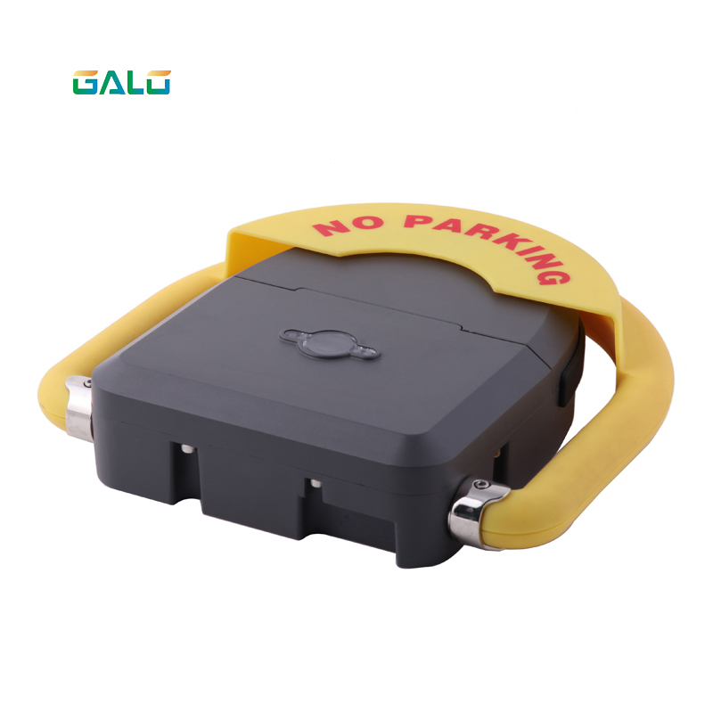 Automatic Remote Control Parking Lock Red Body