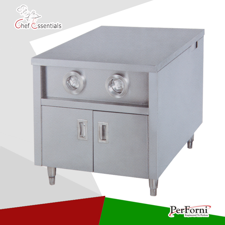 P-JG-WS2 Fast Food Equipment for Commercial Center Island fast food leisure fast food equipment stainless steel gas fryer 3l spanish churro maker machine
