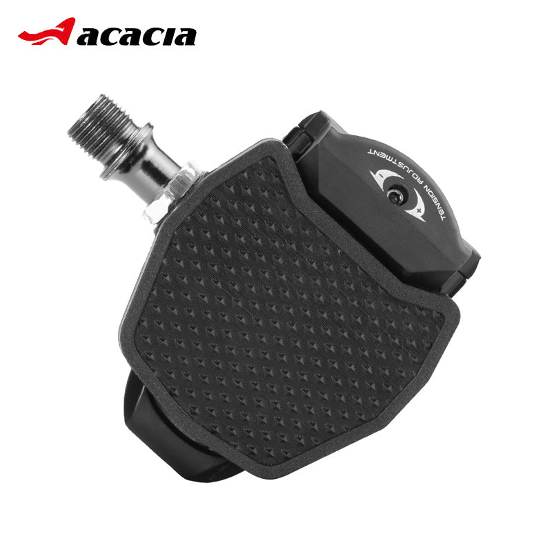 ACACIA Bike Bicycle Lock Pedal Plate Adapter Convert For SHIMANO LOOK Series Road Bike High Quality Ultralight Clip Pedal Plate acacia 6355 fabrics bike bicycle chainstay protector w velcro black