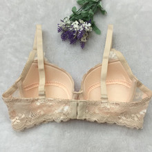 New sexy lace lingerie thin push up underwear bra  wholesale price free shipping