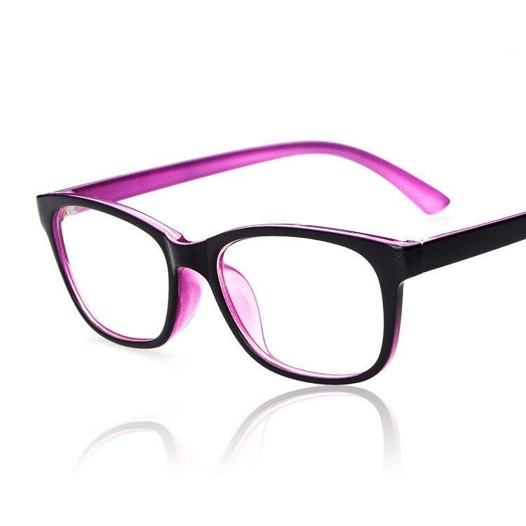 2016 Marca Diseño ojo Gafas Marcos s mujeres hombres señora Computer ...