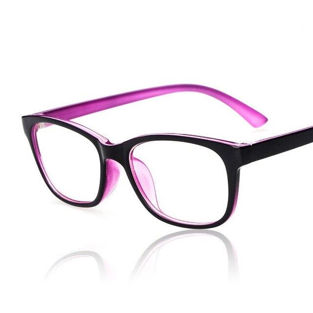 4689af55ec Monturas De gafas De diseño De marca 2016 para mujer, montura De gafas De  lectura