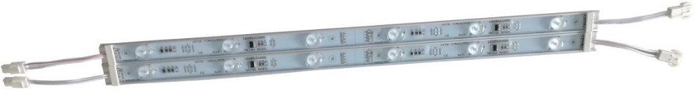 60pcs/lot,UL Listed CE ROHS approved,24v 7.2w 720LM 6leds led light bar for slim light box depth is 35mm~100mm