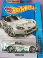 Caliente venta nueva hot wheels honda s2000 modelos de coches diecast de metal colección de juguetes para niños juguetes de vehículos