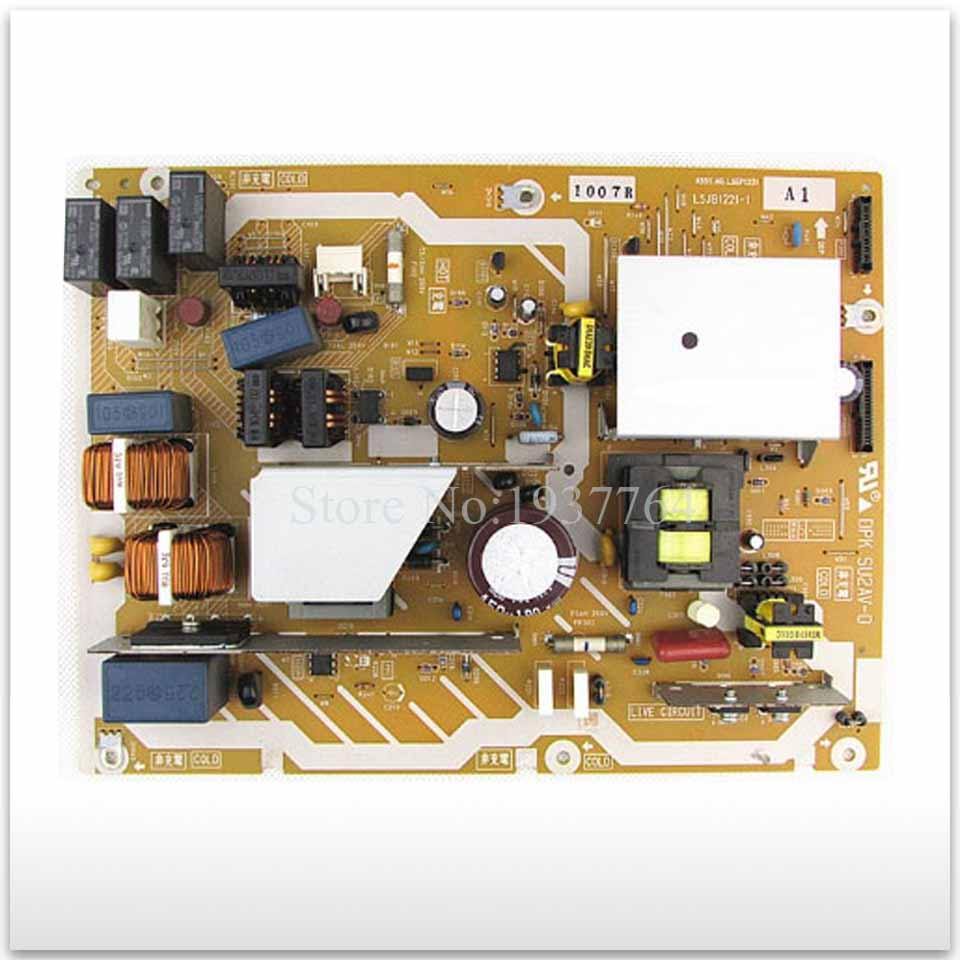 Original TC-32LX60D power supply board LSJB1221-1 DPK SU2AV-0 good working 2016 brand cute girls clothes summer children dresses plaid casual princess dress girls vestidos 10 old roupas infantis menina