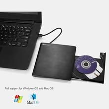 Neue Externe USB3.0 DVD +/-R 8X, DVD-RW 4X, CD-R 24X, DVD8X, DVD-R Brenner lesen Schriftsteller POP-UP für Laptop Mobile Externe Festplatte