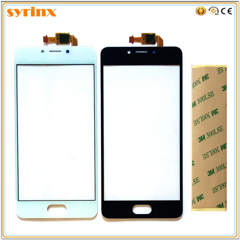Syrinx Free 3M Tape phone Touch Screen Digitizer Front Glass Panel Sensor For Meizu M5C Meilan 5C M710H Touchscreen TouchpadSyrinx Free 3M Tape phone Touch Screen Digitizer Front Glass Panel Sensor For Meizu M5C Meilan 5C M710H Touchscreen Touchpad