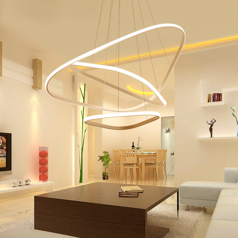 LED Pendant Lights living room lamps after the modern simple Lighting creative bedroom fixtures Nordic restaurant hanging lights italian style creative simple led pendant lights crystal fixtures for dinning room living room in nordic lampara handlamp