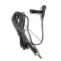 Микрофон с петлей для галстука MICWL  нагрудный микрофон для Sennheiser EW 100 300 500 G1 G2 G3 Wireless MKE2  дизайн с зажимом и крышкой