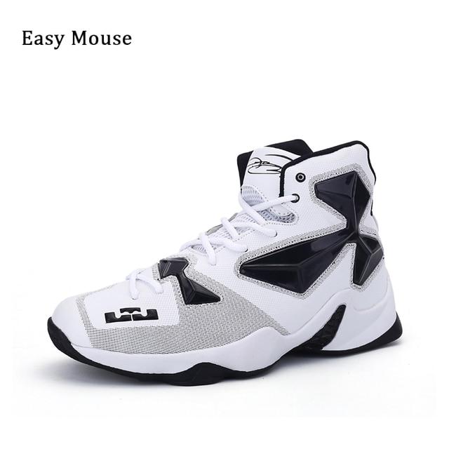 2018 New Brand Walking Shoes Men Sport LBJ Same Style Zapatillas Deportivas  Sport Men Cheap Galaxy 0837a9e29d07