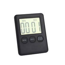 2 Colors Square Large LCD Digital Kitchen Timer Cooking Time