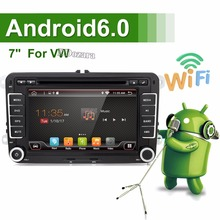 Quad Core Camera+Canbus GPS Navigation 7″ Android Car Stereo CD DVD Player Radio WiFi USB for VW