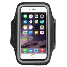 Waterproof Armband Running GYM sport phone bag case For iPhone SE/4/4S/5/5C/5S/6/6 Plus/6S Arm Band Mobile cell phones Pouch(China)