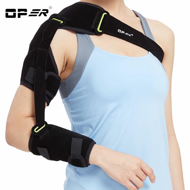 OPER rameni remen Podupirač Sling za šiškanje Hemiplegija - Zdravstvena zaštita - Foto 4