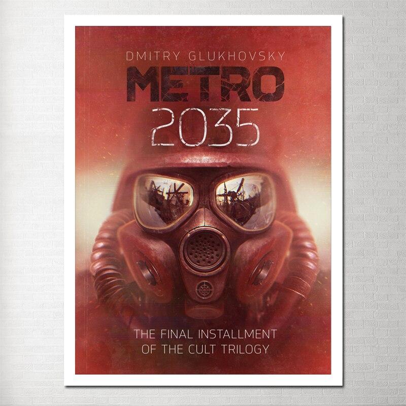 Hervorragend Poster Metro 2033 Malerei Foto Leinwand Wohnzimmer Moderne Dekoration Wand  Tisch Skandinavischen Poster Poster Schwarz Weiß Pop Kunst