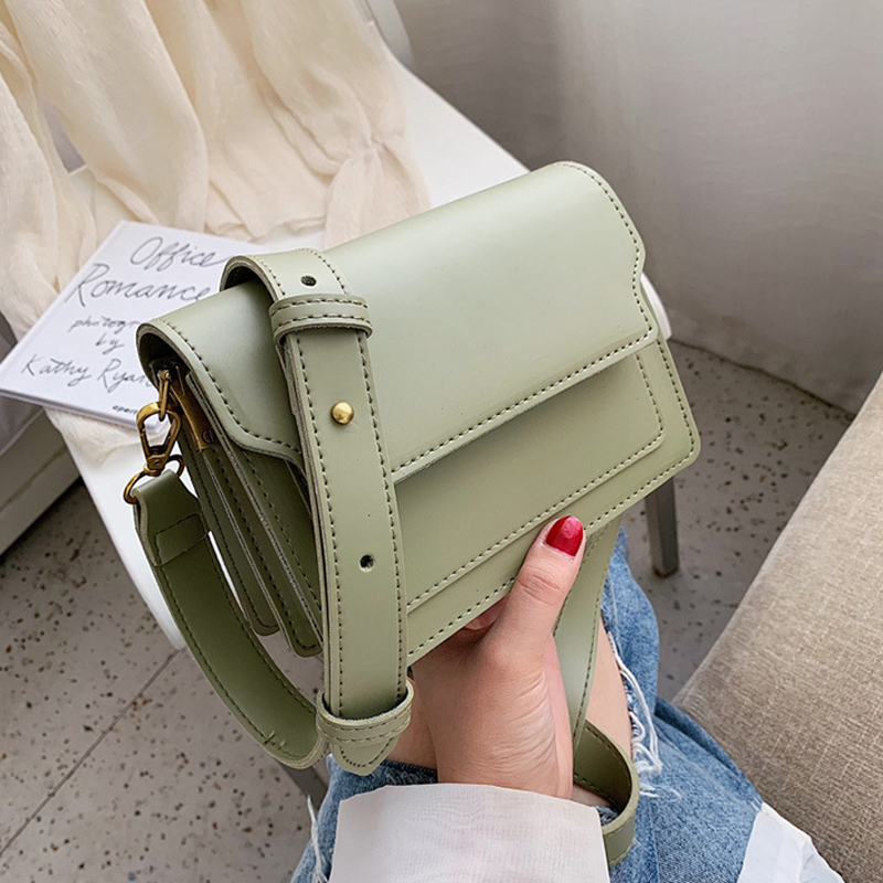 Women's Luxury Handbag 2019 Fashion High Quality PU Leather Women Crocodile Pattern Shoulder Messenger Bags For Female Tote