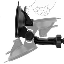 360 Rotary Windshield Car Phone Mount Holder