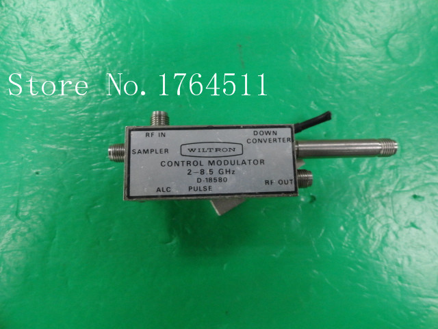 [BELLA] WILTRON D-18580 2-8.5GHZ SMA-MSC RF Control Modulator
