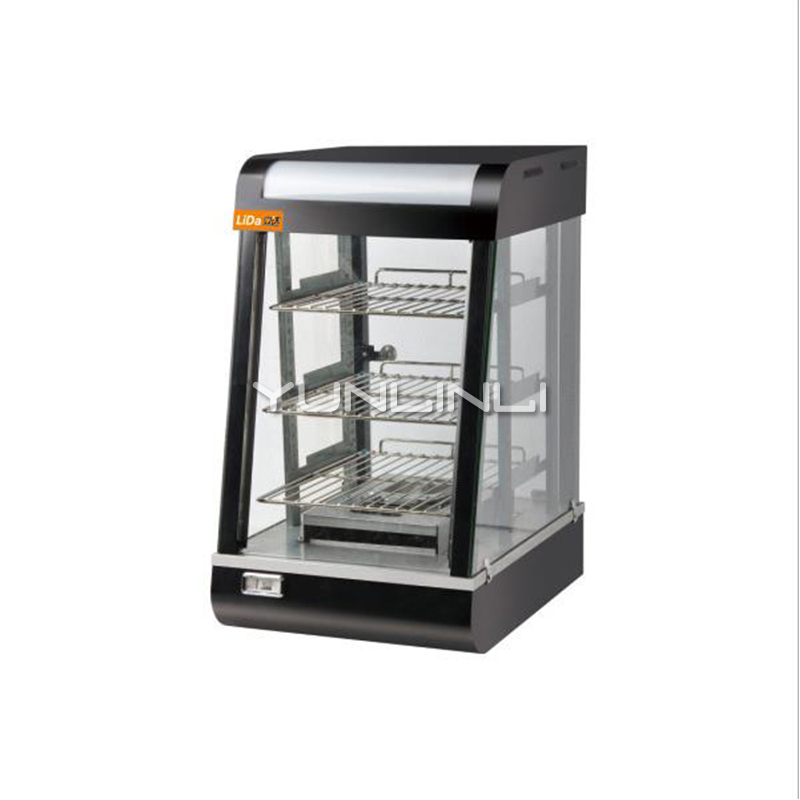 Commercial Food Thermaltank Electric Thermal Container Cooked-food Heat Preservation Showcase LD-604Commercial Food Thermaltank Electric Thermal Container Cooked-food Heat Preservation Showcase LD-604