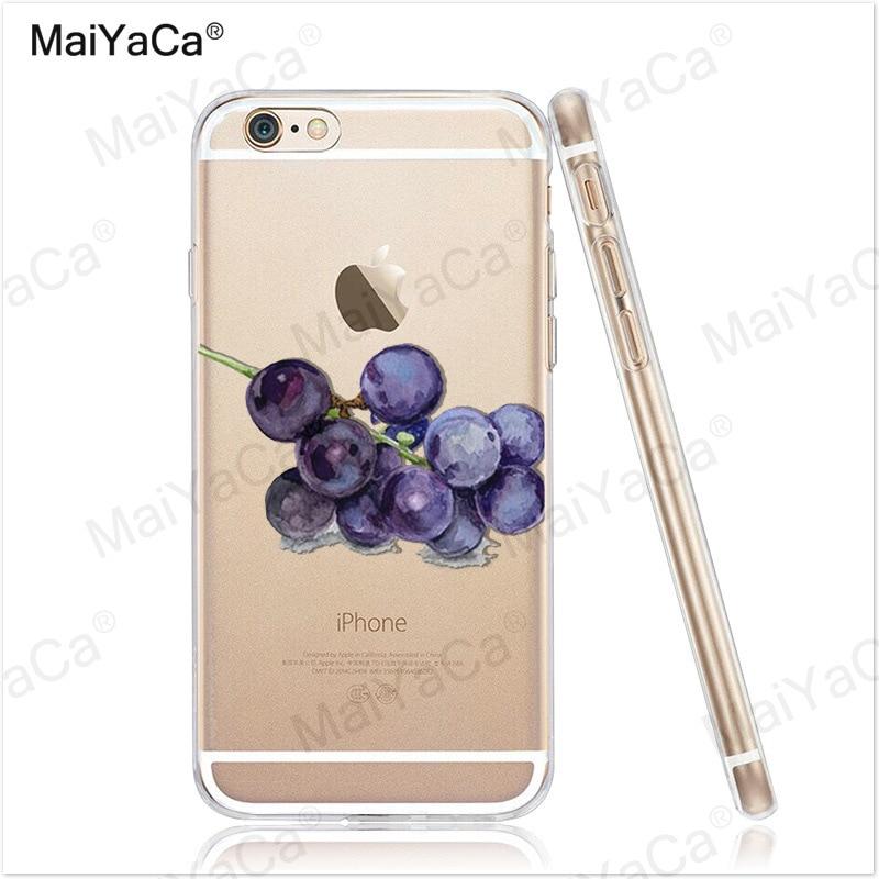 Carcasă pentru telefon MaiYaCa pentru iPhone X XS MAX XR 5 SE 6 6s7 - Accesorii și piese pentru telefoane mobile - Fotografie 5