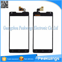 For Philips Xenium W6610 Touch Screen With Digitizer Panel Sensor Glass with logo