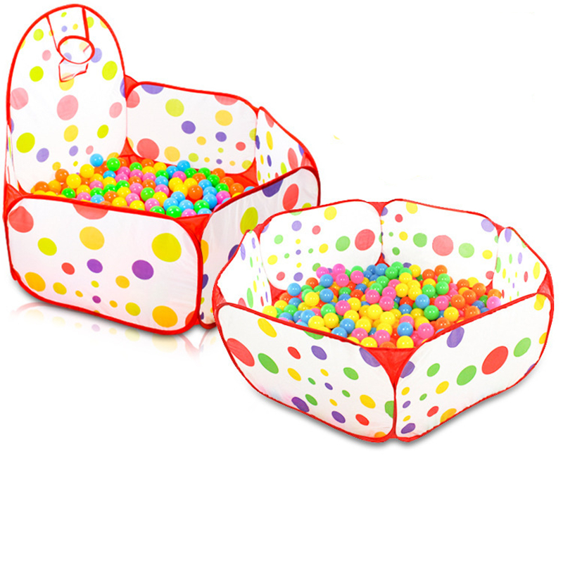 Ocean Ball Pool Game Play Tent for kids Tent Balls for pool For Birthday Gift Childrens tent Kid with Ball Playhouse Play tent