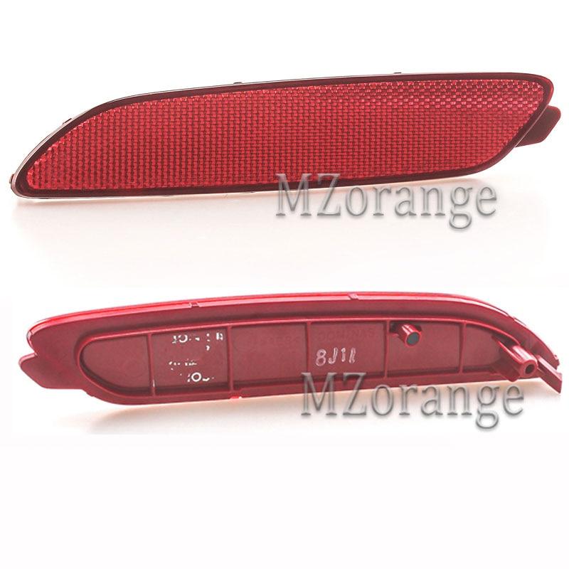 MIZIAUTO Tail Brake Light for KIA Sorento 2004-2008 2.5 3.8 Rear Bumper Reflector Lamp Warning Fog Lights