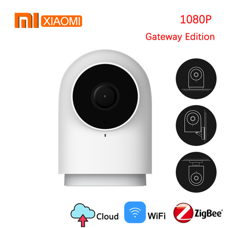Newest Xiaomi Mijia Aqara Smart Camera G2 1080P HD Night Vision AI Discern Motion Detection As