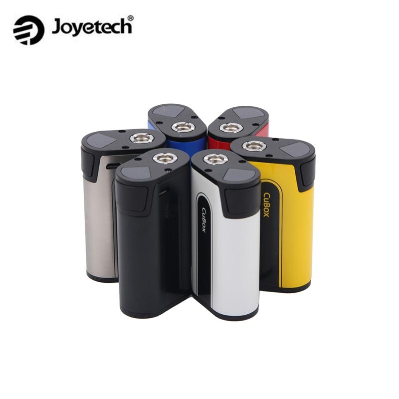 Scatola originale Joyetech CuBox 50 W CuBox MOD 3000 mah Batteria Sigaretta Elettronica Vape fit CUBIS 2 atomizzatore