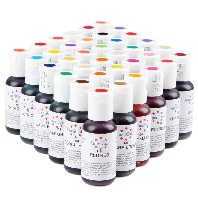 Aliexpress.com : Buy 20pcs America Edible Cream Baking Pigment ...