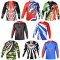 2017 Tops MX Motocross Jerseys MX Moto Training T-shirt Bike MTB Cycling ATV MX Motorcyle Clothing TLD jersey