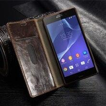 Роскошные Подлинная Кожаный Чехол для Sony Xperia Z3 D6653 L55T винтаж Телефон Сумка Магнитный Откидная Крышка Для Sony Xperia Z3 случае