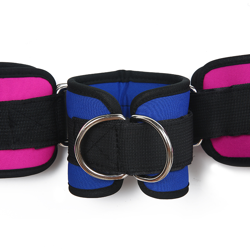 Ankle Straps Taekwondo Leg Strength Training Sports Protective Gear Weight Lifting With High Quality Foot Ring Foot Buckle